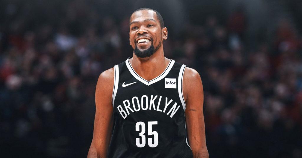 Fã do Nets levanta uma teoria incrível sobre a contusão de Kevin Durant -  Epicbuzzer